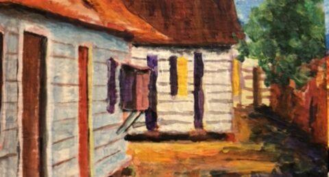 Surinaamse kunstschatten